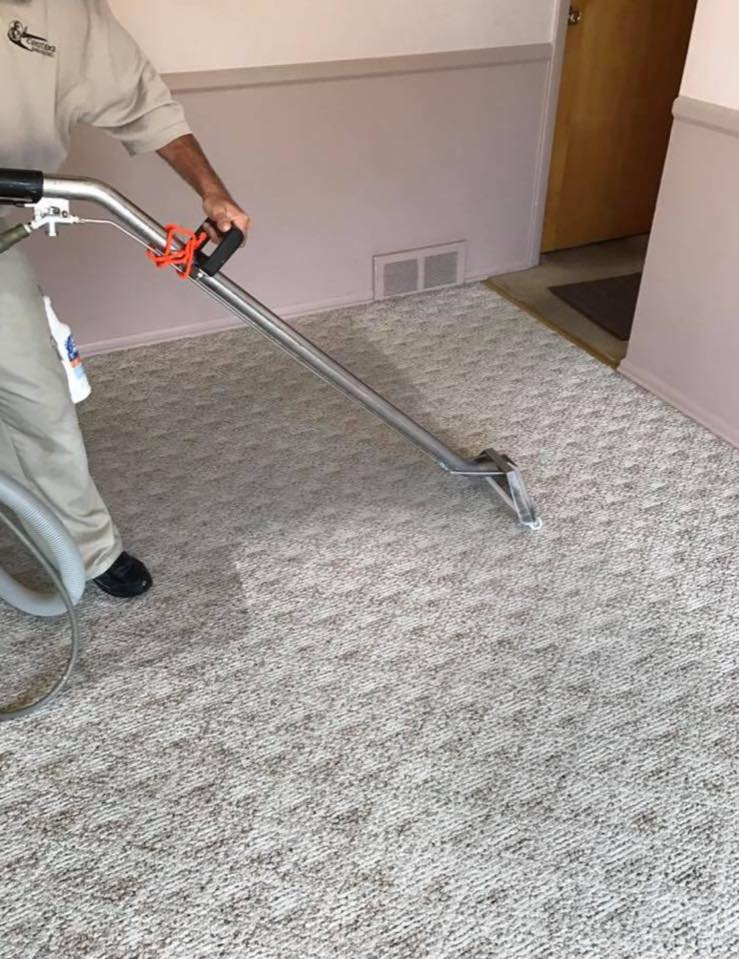 residential carpet ceaning